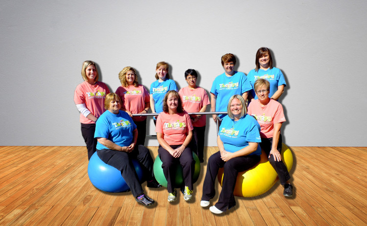 Glenburn Rehab Team